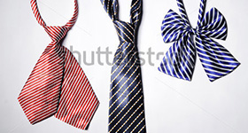 Make Embroidered Ties