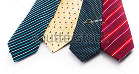 Woven Polyester Ties